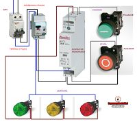 Electrical diagrams: ON OFF LIGHTS