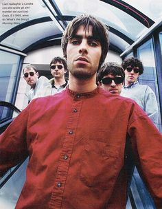 Lennon Gallagher, Liam Gallagher Oasis, Noel Gallagher, Great Bands, Cool Bands, Oasis Live Forever, Oasis Fashion, Oasis Band, Beady Eye