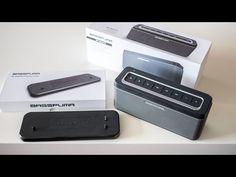 ClavinetJunkie Reviews The BassPuma Bluetooth Speaker - Bluetooth Speaker News…