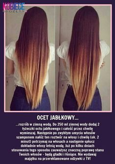 Notice: Undefined variable: desc in /home/www/weselnybox.phtml on line 23 Everyday Hairstyles, Diy Hairstyles, Pretty Hairstyles, Beauty Care, Beauty Hacks, Diy Hair Treatment, Pinterest Hair, Hair Health, Grow Hair
