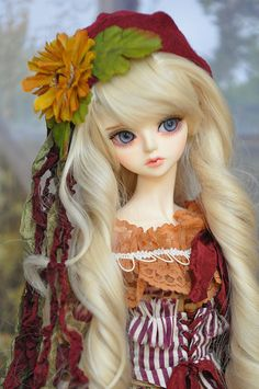 Peakswoods Peaks Woods FOC Mintie Sd size BJD doll, | Flickr - Photo Sharing!