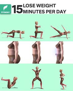 Only 15 minutes a day to lose full body weight. Spread 15 minutes from you day and get that perfect body shape. Loose Weight, Body Weight, Fun Workouts, At Home Workouts, Dieta Hcg, Dieta Fitness, Postnatal Workout, Fitness Workout For Women, Flexibility Workout