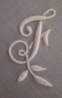 Elizabeth Hand Embroidery: Handkerchiefs