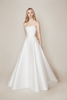 Lela Rose Wedding Dresses, Bridal Dresses, Wedding Gowns, Column Wedding Dresses, Long Sleeve Lace Gown, Full Gown, A Line Gown, Bridal Fashion Week, Party Dresses