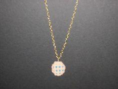blueberry pie necklace