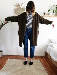 abridgetonowhere: outfit repeat all week Um hi Claire you and. Simple Style, Style Me, Look Fashion, Fashion Outfits, Outfit Invierno, Minimal Outfit, Ootd, Dress Me Up, Casual Outfits