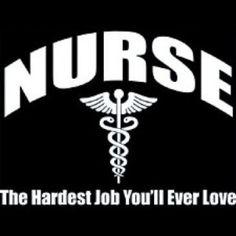 I am a Nurse!!