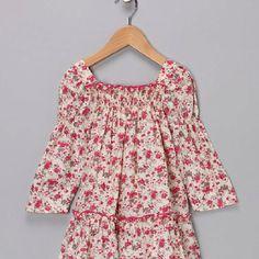 "The ""1 yr old Lil' Hippie"" dress ... :-)"