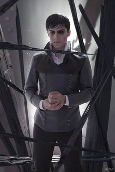 The Outsider (cosplay) Dishonored 2, Lord Of Shadows, The Empress, Fantasy Warrior, Yuu, Game Character, Videogames, The Outsiders, Photoshoot