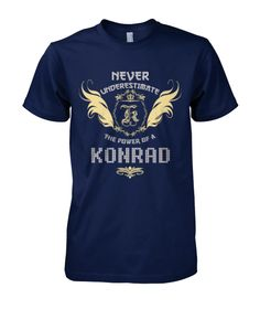 Multiple colors, sizes & styles available!!! Buy 2 or more and Save Money!!! ORDER HERE NOW >>> http://teebestman.com/konrad-tshirt