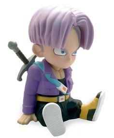 2021-04-Dragon Ball Chibi Bust Bank Trunks 15 cm – Geeky AF Dragon Ball, Chibi, Trunks, Drift Wood, Tree Trunks