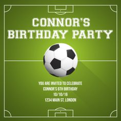 Free printable soccer birthday party invitations arzis favorite free boys football birthday party invitations send online in a magic envelope footballparty filmwisefo