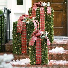 Home christmas decorations pinterest