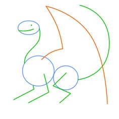 How to Draw Dragon First Step