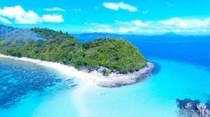 German Island, die kleine, wunderschöne Insel in der Nähe von Port Barton auf den traumhaften Philippinen. Was wir dort erlebt haben und wie wir dort hinkamen könnt ihr in unserem Beitrag lesen ..  Photo by Michael (contact: mihai@gmx.net)