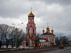 Candlemas Church in Dmitrov by Andrew Barkhatov on 500px