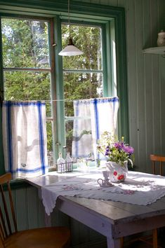 Shabby Chic Bohemian Interiors - Sweet Home And Garden Cottage Shabby Chic, Cocina Shabby Chic, Shabby Chic Kitchen, Shabby Chic Homes, Shabby Chic Decor, Cottage Style, Country Kitchen, Vintage Kitchen, Rustic Decor