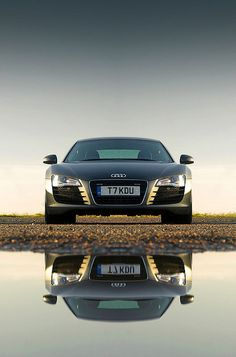 Audi R8- you are so sweet.. I will work my ass to ensure u gonna be mine (one day)