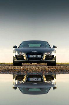 #Audi #R8 Reflection