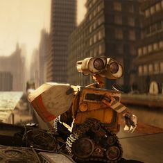 Why Wall-E is the Best Pixar Movie to Date - New Media Rockstars