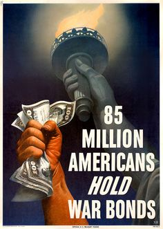 1945... hold war bonds