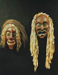 Indian Masks   Heroes of the Church and the North American Indians by Natasha Quijano