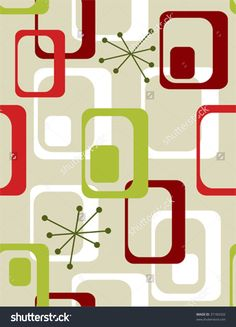 1960s Pattern Stock Photos, Images, & Pictures | Shutterstock