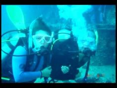 Hawaii Scuba Diving video slideshow