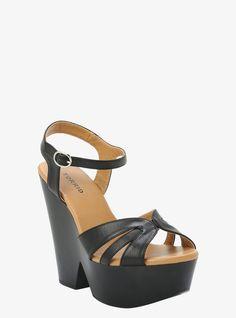 Ankle Strap Wedge Sandals (Wide Width) | Torrid
