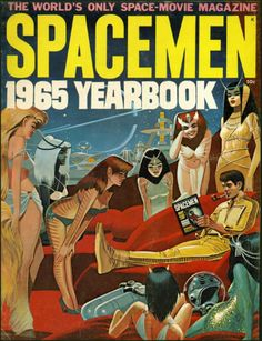 Today feels like a good day to revisit the work of Wally Wood, king of retro sci-fi pulp comic illustrations. Wally Wood was an American comic bo. Indrajal Comics, Crime Comics, Horror Comics, Comics Vintage, Vintage Comic Books, Science Fiction, Pulp Fiction, Western Comics, Perry Rhodan