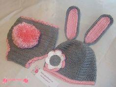 disfraz de conejita y deportivas en ganchillo (1)