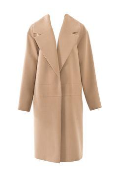 Пальто цвета camel: мастер-класс / Мастер-классы / Burdastyle