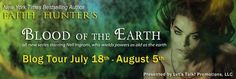 Blog Tour: Blood Of The Earth by Faith Hunter