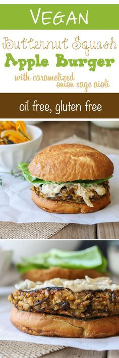 It's no secret that I love veggie burgers. I have four already on the blog: The Original Vegan Veggie & Bean Burger, The Stuffed Veggie & Bean Burger, a Cauliflower Hemp Burger, and a Porto...