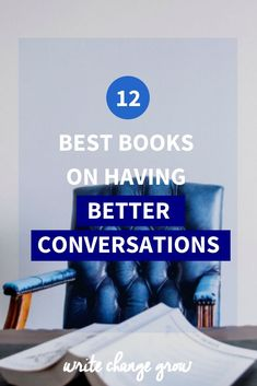 Need help with a difficult conversation or want to be better at talking to people? There will be a book for you in this list. Read 12 Best Books on Having Better Conversations. Book Club Books, Good Books, Books To Read, Personal Development Books, Self Development, Difficult Conversations, Life Changing Books, Communication Skills, Effective Communication