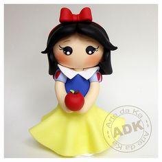 Snow White #cake topper. #Disney