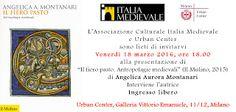 """Italia Medievale: """"Il fiero pasto. Antropofagie medievali"""" presentazione a Milano"""