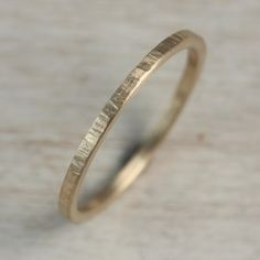 I just need 3 of them   1.25mm_Square_Wood_Texture_-_14k_Yellow_Gold-5