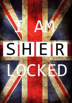 Sherlock I am sherlocked Irene Adler Phone Art by geeksleeksheek