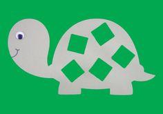 Turtle Preschool Art Project
