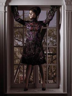 Мила Кунис в W Magazine
