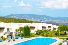 Havuz başında keyifli saatler geçirmeye ne dersiniz? What about having a enjoyable time around the pool?