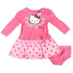 1a57e8a34 11 Best Hello Kitty Clothing images | Hello kitty clothes, Babies ...