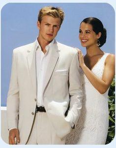 beach tuxedos | beach wedding tuxedo