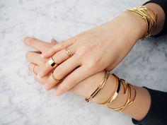 Mirlo Jewelry via Honestly WTF