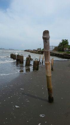 Ngebum Beach. Kendal Central Java
