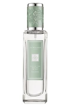 Jo Malone's Rock the Ages Collection includes five new scents inspired by distinct eras in British history. We are particularly drawn to the cologne reminiscent of the nobility of Georgian London, Lily of the Valley & Ivy. A whiff of the dewy scent feels Marie Antoinette decadent, but ethereal at the same time. $65; jomalone.com   - ELLE.com