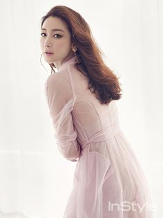 CHOI JIWOO | INSTYLE MAY '15 ISSUE