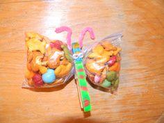 Butterfly birthday treats