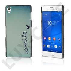 Persson (Smile) Sony Xperia Z3 Hard Deksel